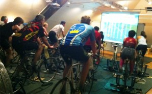 indoor cycling in Connecticut